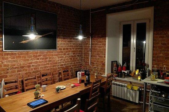 Davydov Hostel: Кухня