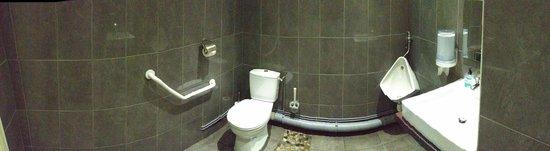 Negishi : les toilettes d'une propreté irréprochable