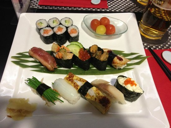 Negishi : le sushi royal tout simplement divin