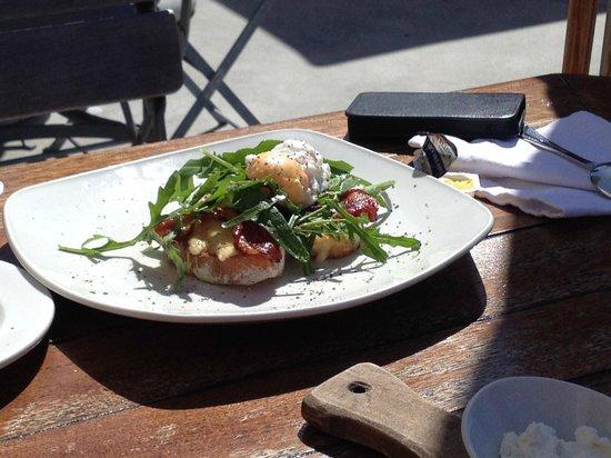 Chartfield Guest House : Breakfast