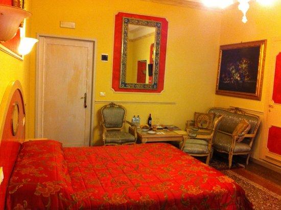 Antica Residenza d'Azeglio : Chambre