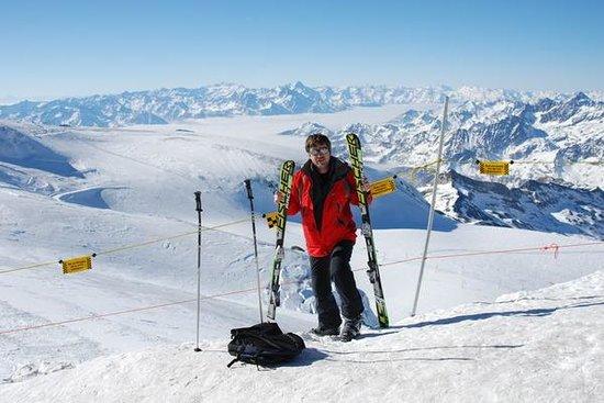 Breuil-Cervinia Ski Area: Юрий