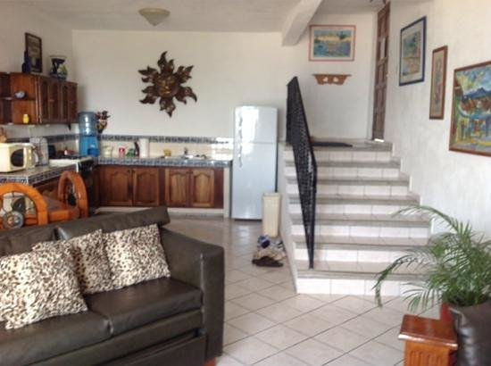 Casa Anita y Corona del Mar: spacious, awesome room!