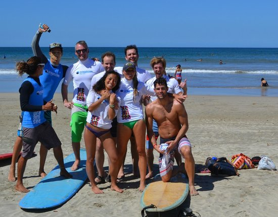 Dreamsea Surf Glamping Tents: We LOVE surfing with Dreamsea...