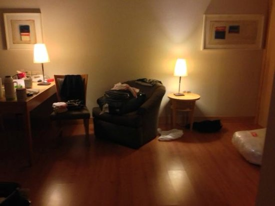 Tryp Sao Paulo Higienopolis Hotel: quarto espaçoso e limpo