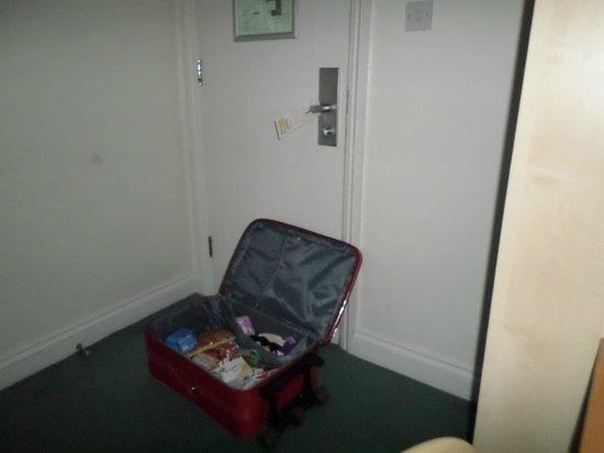Kensington West Hotel : camera