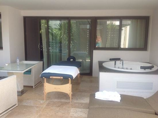 The Nchantra Pool Suite: spa & pool suite