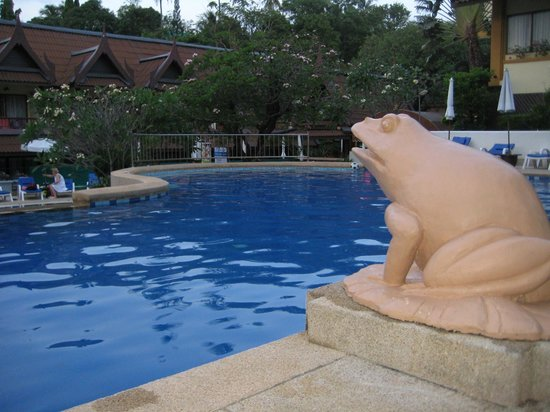 Diamond Cottage Resort & Spa: pool