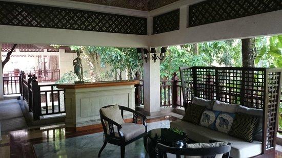 Thavorn Beach Village Resort & Spa: Зоны WiFi