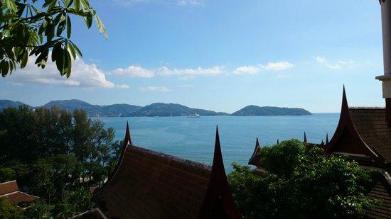 Thavorn Beach Village Resort & Spa: Вид из номера