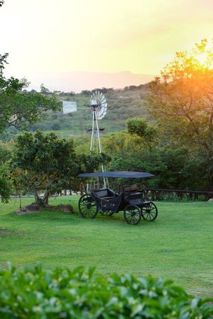 Bundu Lodge: Spectacular View