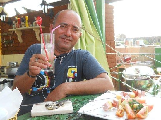 Restaurante El Bolo Vista Gourmet: Cocktail
