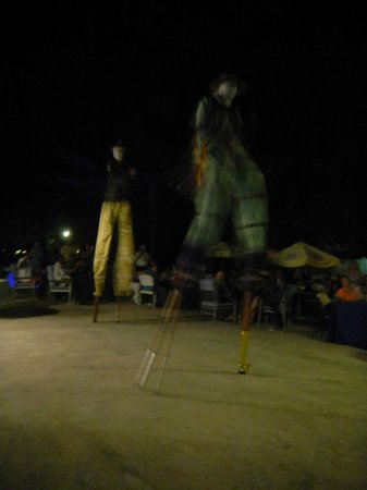 The Restaurant at the Palms at Pelican Cove: Jumbies