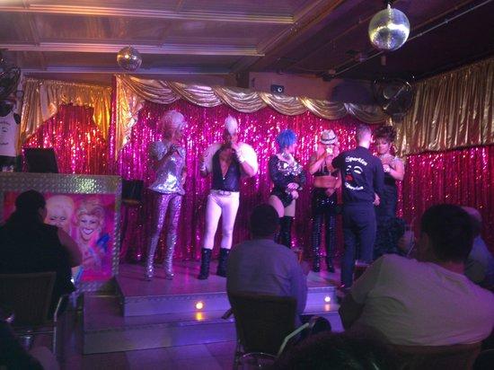 Sparkles Showbar: de girls
