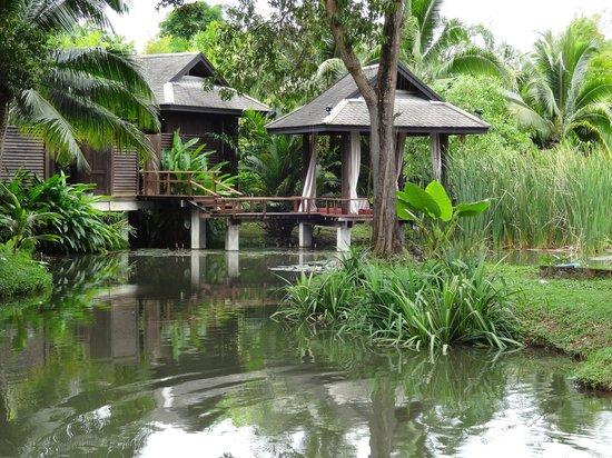 Anantara Mai Khao Phuket Villas: villa's in het park