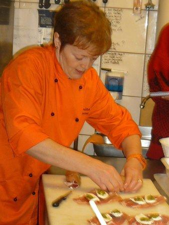Gusto Restaurant : Anita Schwartz, chef de GUSTO