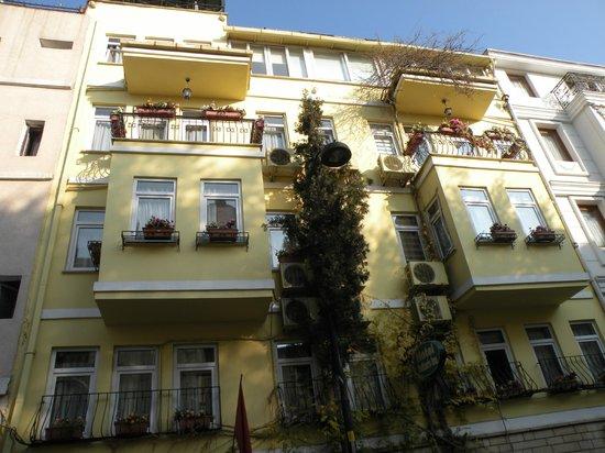 Sultan's Inn: Otelin dıştan görünümü