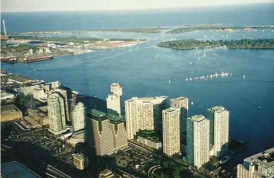 CN Tower: Veduta della baia