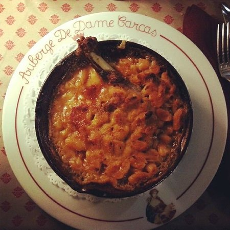Auberge de Dame Carcas : Cassoulet très appétissant