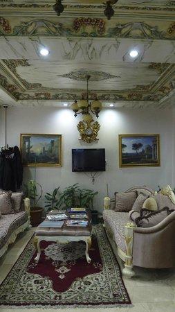 Basileus Hotel: hall