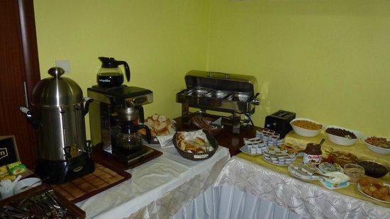 Basileus Hotel: colazione