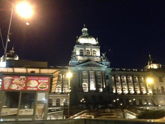 Corinthia Hotel Prague: The City