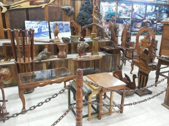 Chatham Saw Mill: Furniture