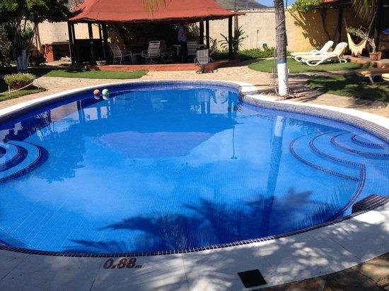 Posada Villa Del Sol: Area de la piscina