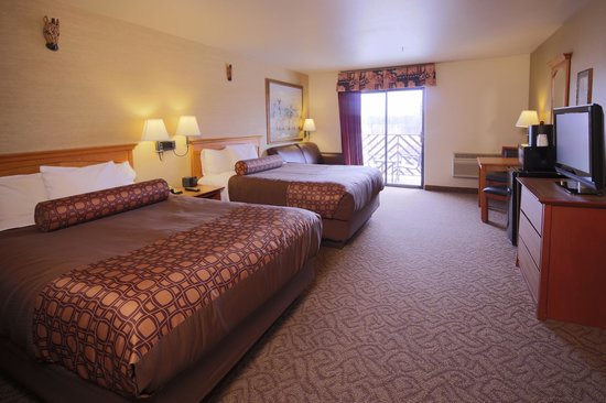 Chula Vista Resort Wisconsin Dells 2019 Room Prices: KALAHARI RESORTS & CONVENTIONS