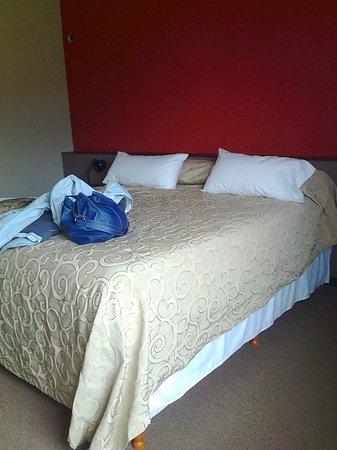 PuduLodge Hosteria Patagonica: Cama e roupas de cama excelentes, confortáveis e limpos