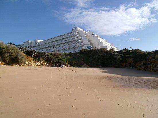 Muthu Clube Praia da Oura : Beach