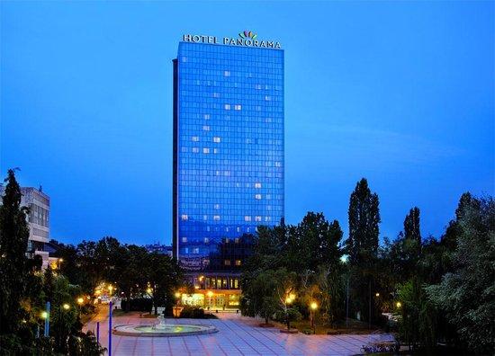 Panorama Zagreb Hotel: Exterior