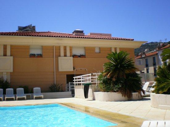 Adagio Monaco Palais Josephine Aparthotel: Photo de 2010