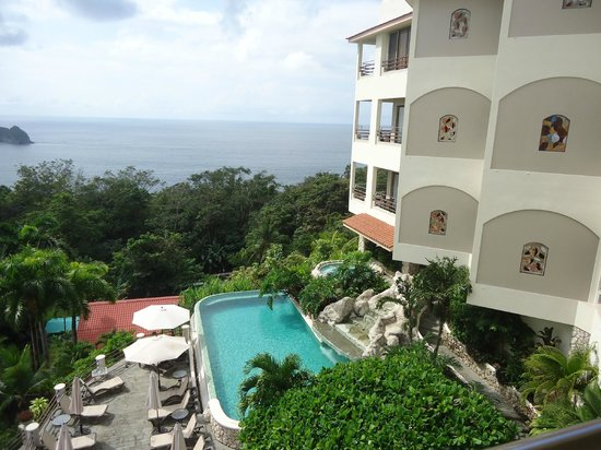 Parador Resort and Spa: View from our room