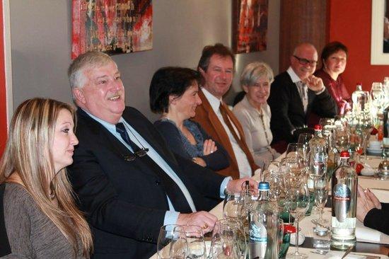 Le Pivert: Une retraite dignement fêtée au Pivert