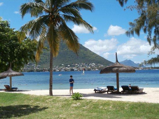 Sands Suites Resort & Spa : plage