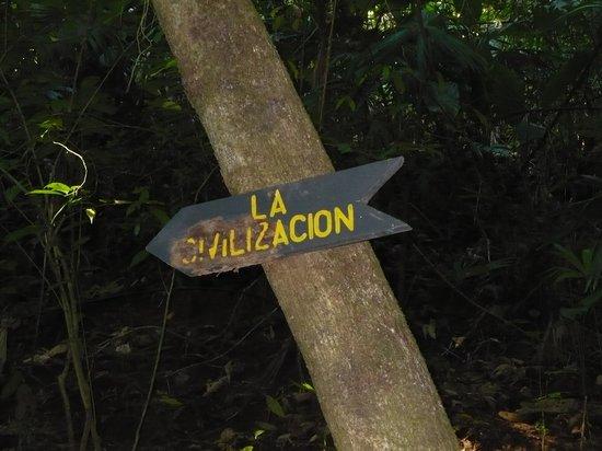 Albergue Alma de Hatillo : Recuerdo....