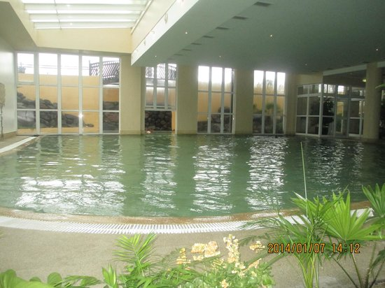 Porto Santa Maria Hotel: Indoor pool