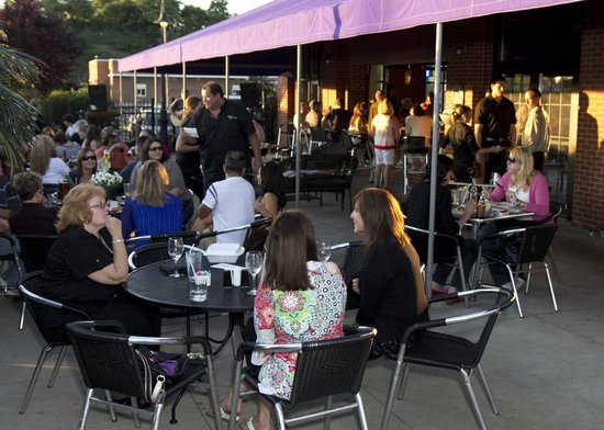 Pepperwood Grille: Patio is a great place to enjoy your summer