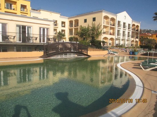 Porto Santa Maria Hotel: outdoor pool area
