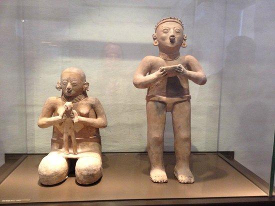 Museum für präkolumbische Kunst Casa del Alabado: Precolumbian art