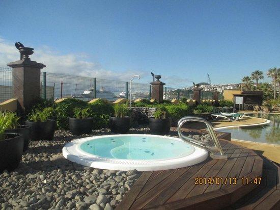 Porto Santa Maria Hotel: New outdoor jacuzzi