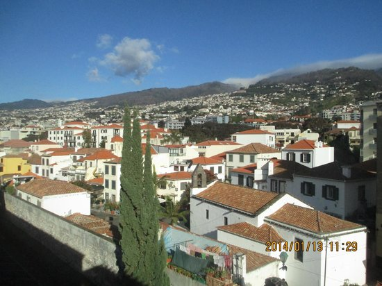 Porto Santa Maria Hotel: View from rooftop terrace