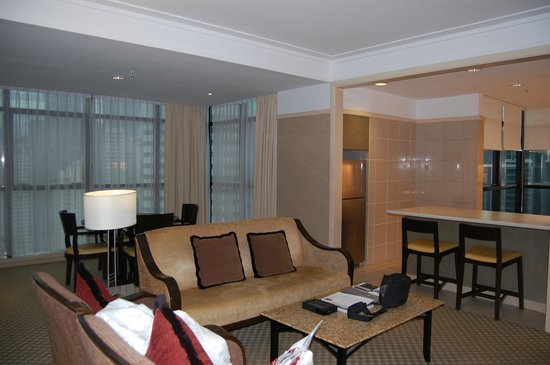 living room picture of pacific regency hotel suites kuala lumpur rh tripadvisor co uk