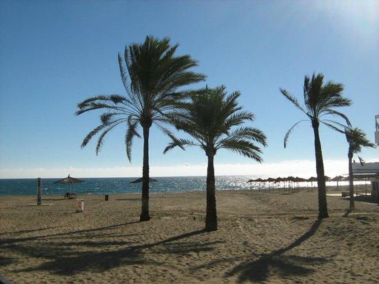 inHouse Marbella: la playa