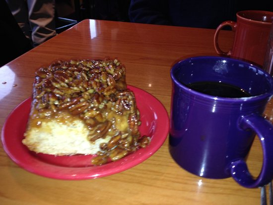 Home Kitchen Cafe: Now that's a sticky bun !