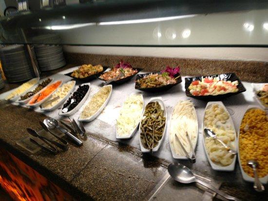 Sun Palace: hotel buffet