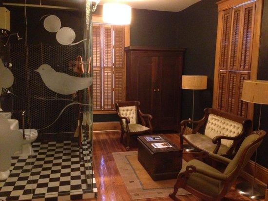 Hotel Frederick: Room 14
