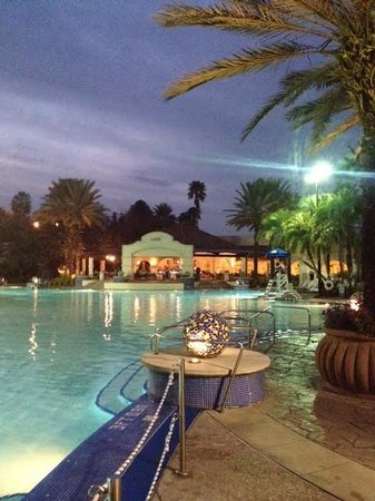Hard Rock Hotel at Universal Orlando: piscinas