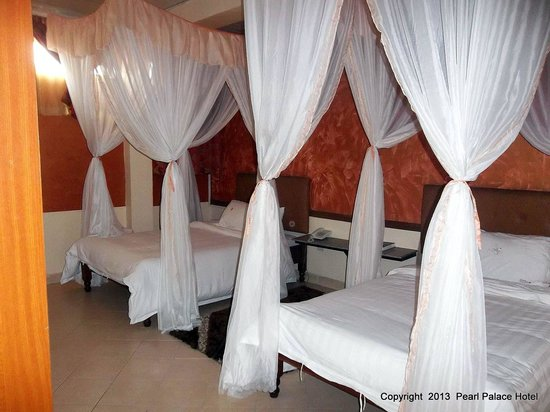 Hotel Pearl Palace: COSEY TWIN ROOMS
